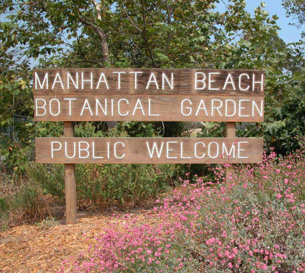 Demonstration gardens - Manhattan beach botanical garden ...